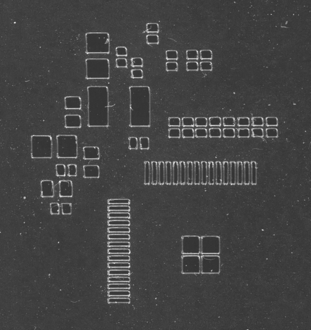 Smt Stencil Cutting Signal And Noise